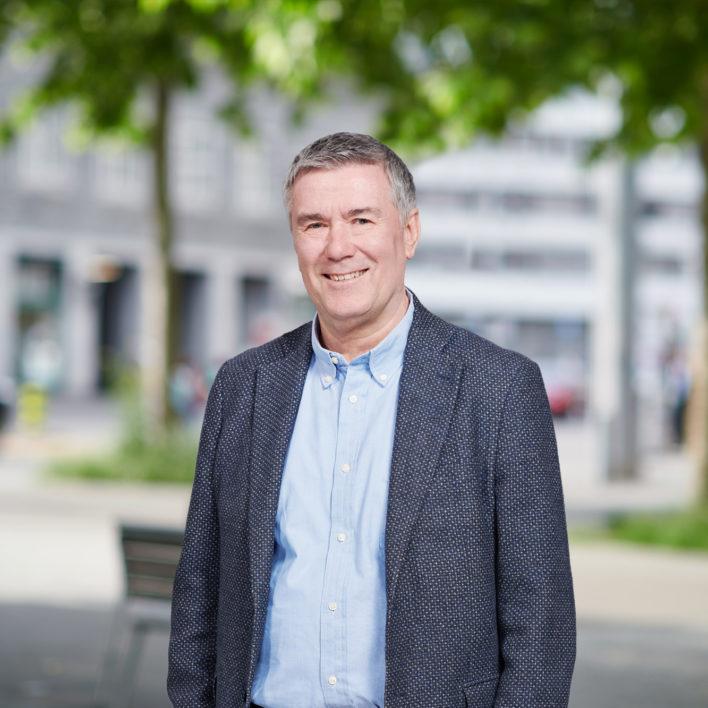 Bernhard Gobeli, CEO