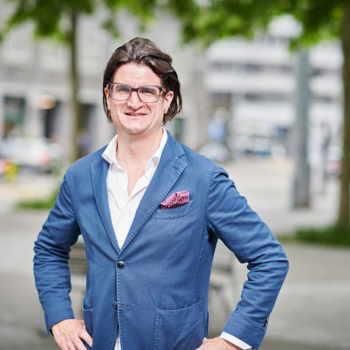 Michael Walther, lic. iur HSG /CEMS MiM., Rechtsanwalt